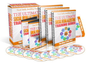 The Ultimate Social Media Marketing Training Series, social media, social media marketing, social media training, blog traffic guru