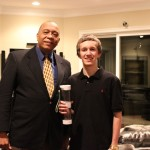 Ed Sykes Student Uses Social Media and Presentation Skills to Pitch Product on Shark Tank