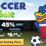 Domain Name, Hosting Plan Discounts by Hostgator!