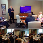 Social Media Seminar at Chesapeake Department of Economic Development