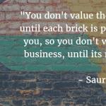 Success Comes Brick by Brick: Five Secrets to Building a Large Blog Following